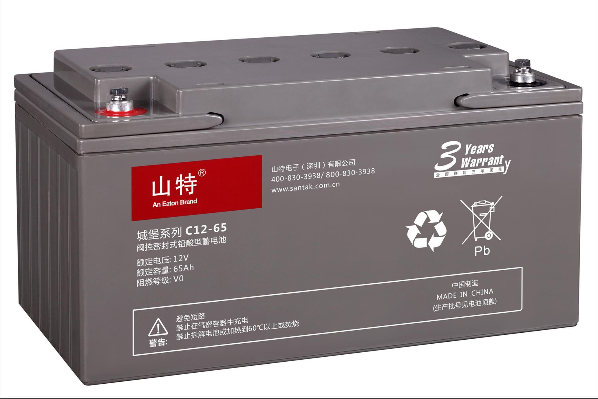 山特蓄电池哪家好 电压平稳 安全可靠